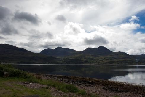 Upper Loch Torridon