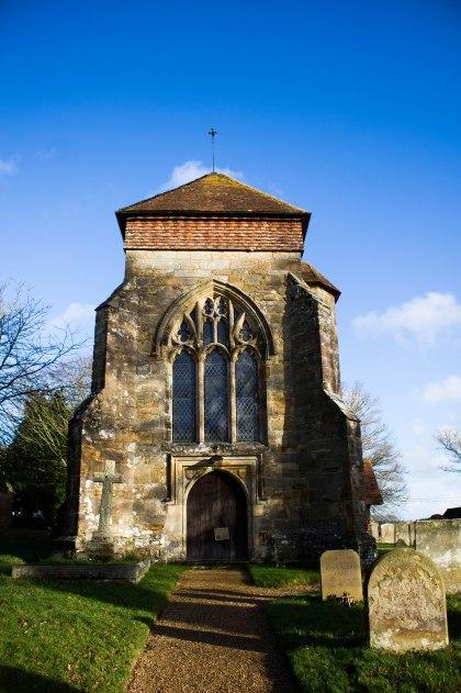 St Michael the Archangel, Penhurst