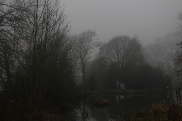 River Ouse, Nr Barcombe, Low Weald